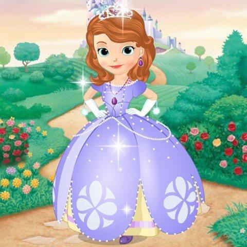 不一样的小公主图片