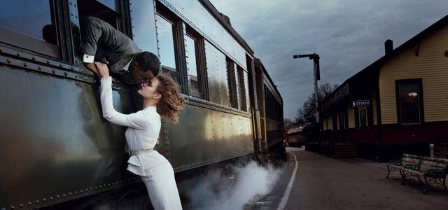 如果和你就这样吻别