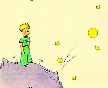 书时光:《小王子》,给大人的童话