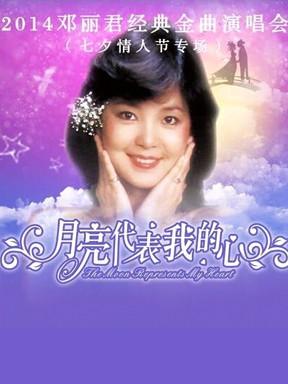 """""""月亮代表我的心""""2014邓丽君经典金曲"""