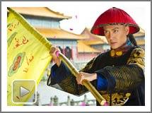 冯绍峰挥舞大旗
