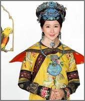 孙菲菲 饰 贞儿皇后