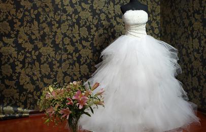 8元抢购《玫瑰束》定制婚纱公主系列6