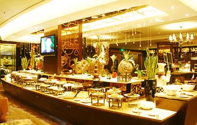 餐厅装潢以欧式艺术风格为主题