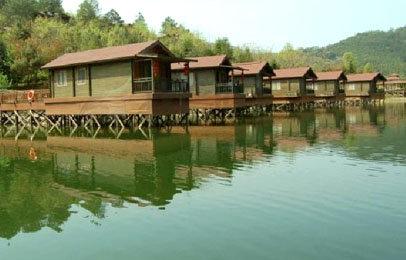 html  水上茶乡九鹏溪风景区位于漳平市南洋乡,是天台国家森林公园