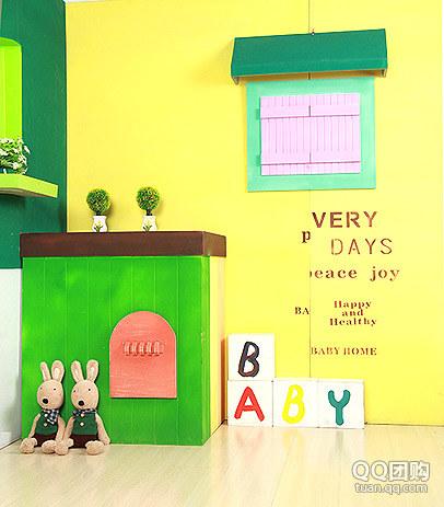 原价598元《可爱淘儿童摄影》儿童写真套系:内外景4