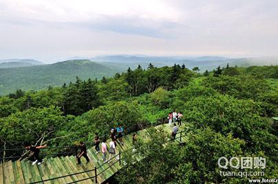 黑龙江省五常市凤凰山风景区
