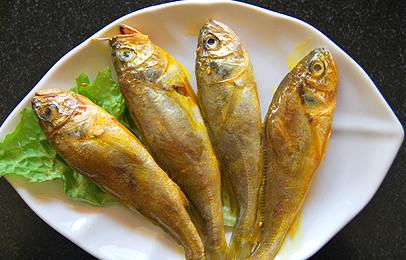 韩式煎黄花鱼的做法大全