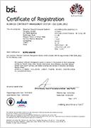 英国标准协会(BSI)ISO22301国际认证